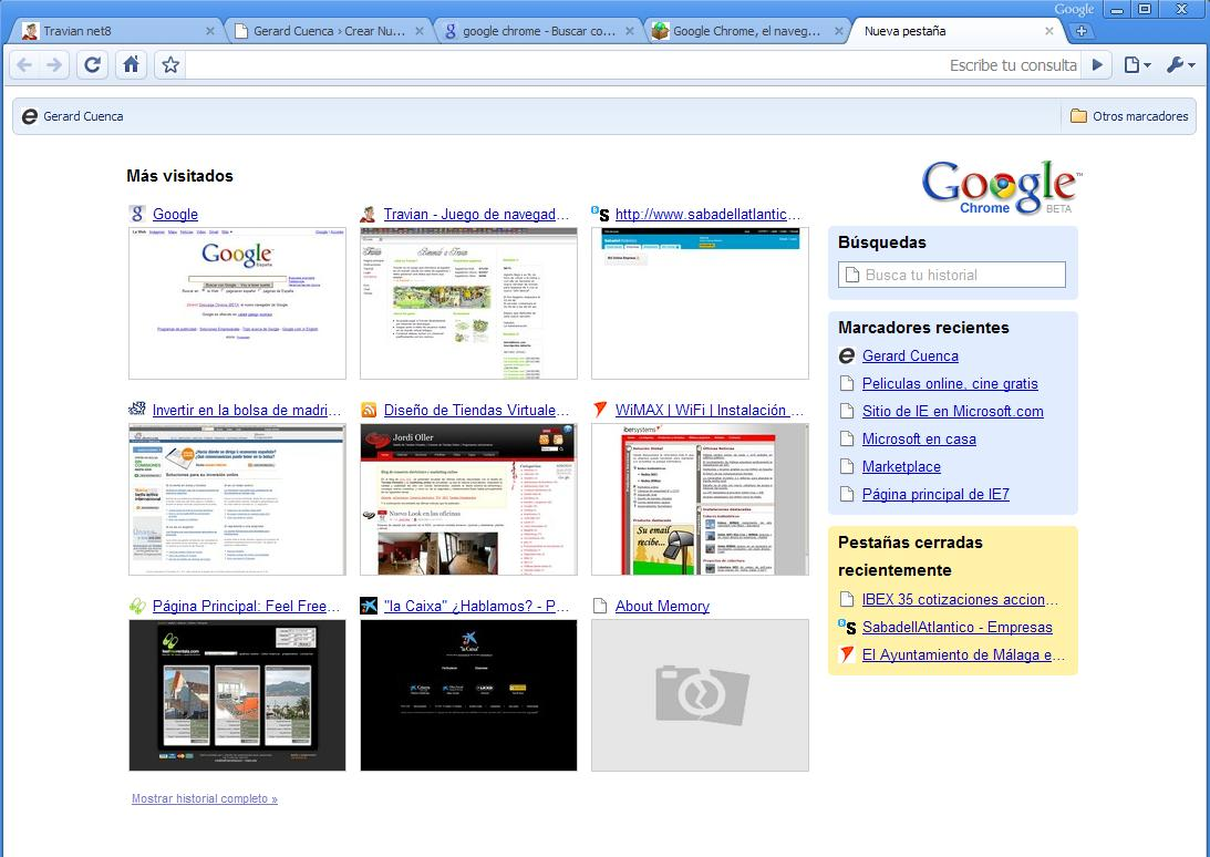 how to add google as homepage in chrome